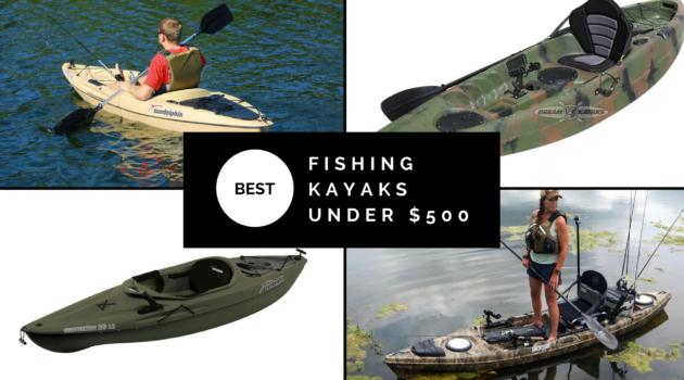 Best fishing kayak under $500
