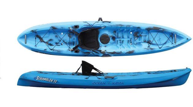 Ocean Kayak Scrambler 11 Angler Review